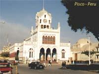 Pisco (Peru) wallpaper