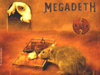Megadeth Risk wallpaper